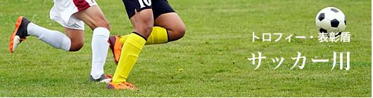 サッカー用トロフィー、表彰盾