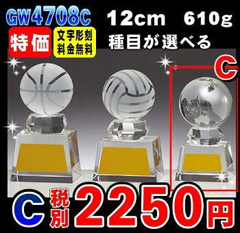 トロフィー:GW4708C